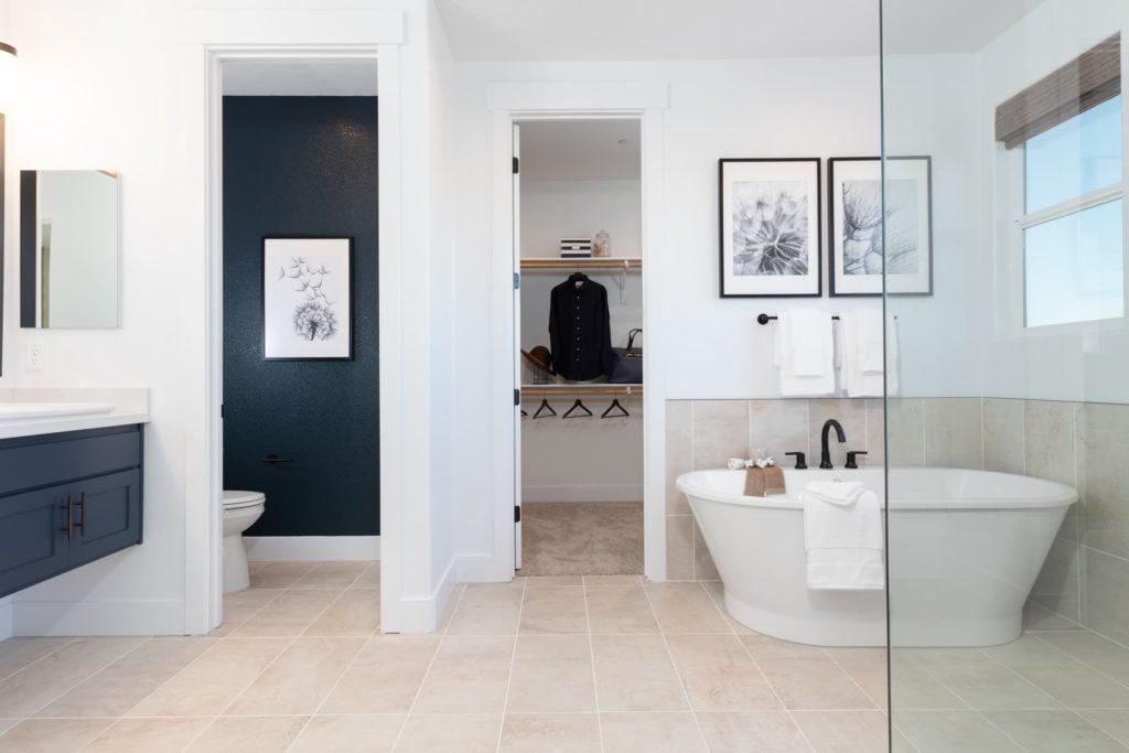 Stanford by Woodside Homes at Ellis - Plan 2 Bath