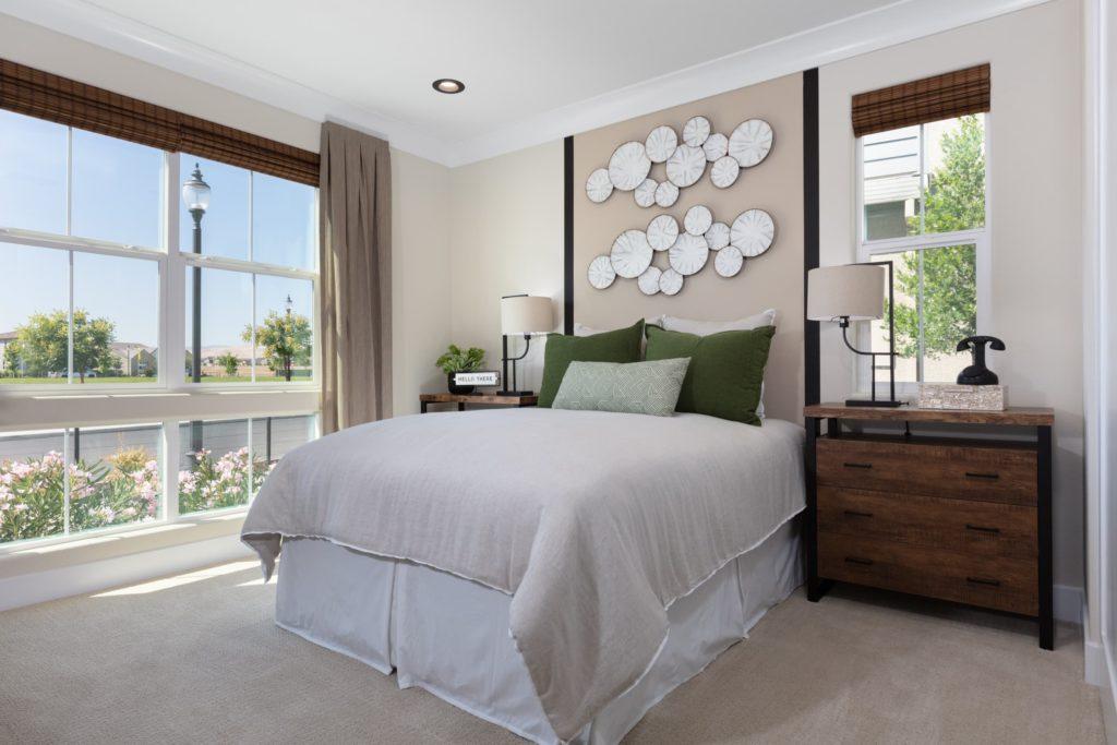 Zephyr by Woodside Homes at Ellis - Plan 3 Bedroom