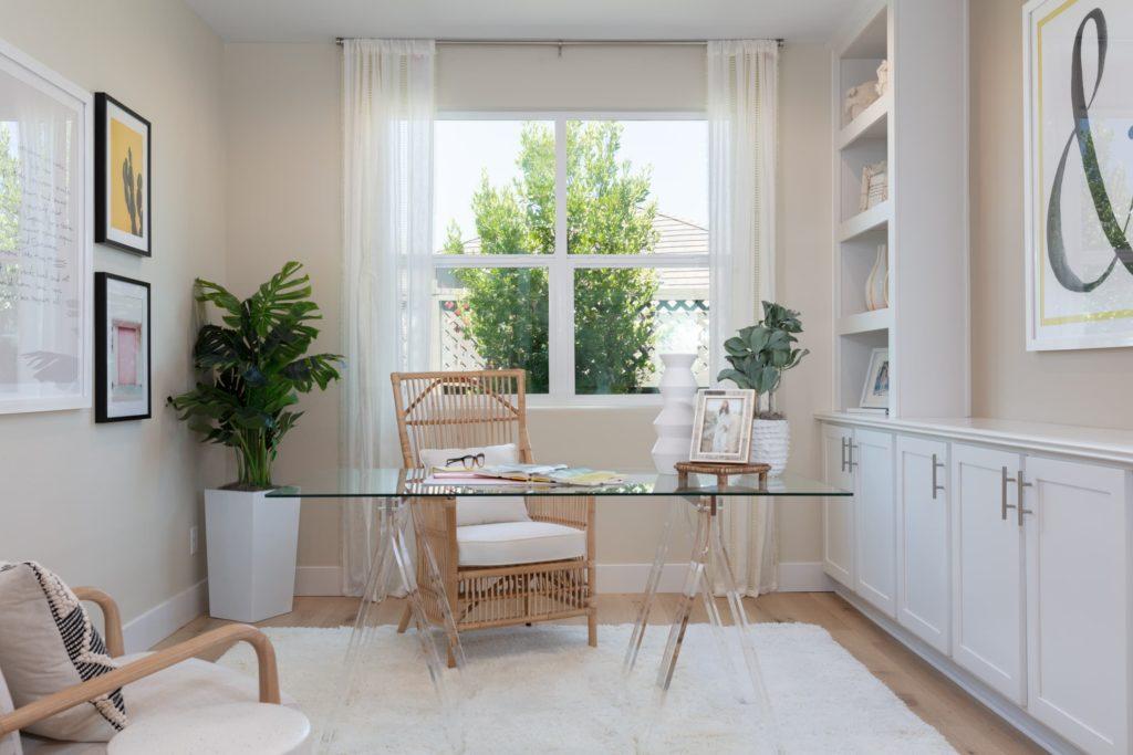 Zephyr by Woodside Homes at Ellis - Plan 2 Office