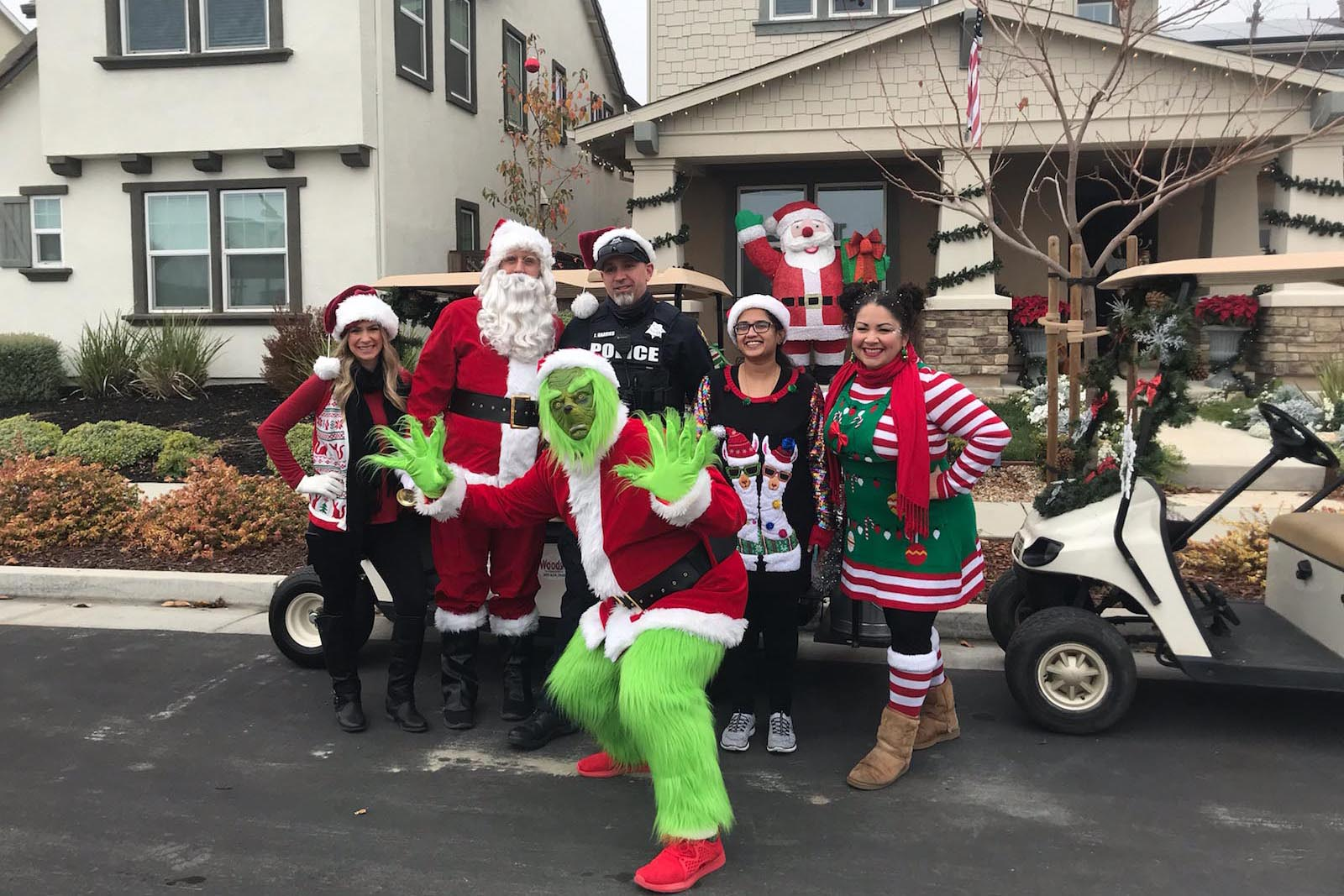 Holiday 2020 at Ellis in Tracy, California